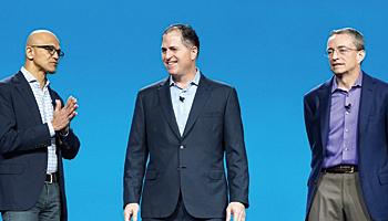 ヴイエムウェアとマイクロソフトがクラウドとエッジの両方で連携――米デルテクノロジーズ