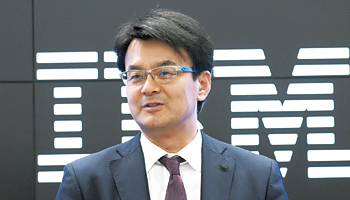 """日本IBM新社長が経営方針 """"あらゆる枠を越えた""""エコシステムで成長を目指す コグニティブ ..."""