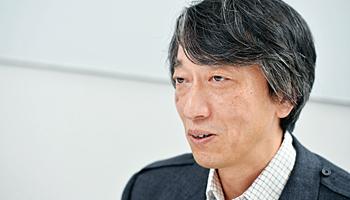 業務デジタル化のパートナーはグーグル    グーグル・クラウド・ジャパン 阿部 日本代表
